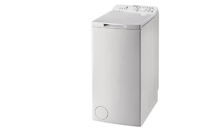 """מכונת כביסה אינדסיט Indesit נפח 5 ק""""ג"""
