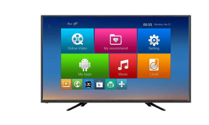 טלוויזיה חכמה Peerless, מסך 40 אינץ'