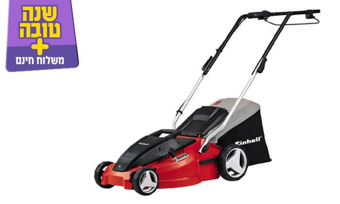 2 מכסחת דשא חשמלית Einhell 1500W - משלוח חינם!
