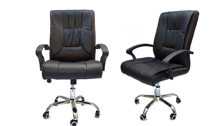2 כיסא מנהלים ROSSO ITALY