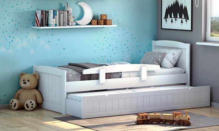 5 שמרת הזורע - מיטת ילדים דגם בזוקה