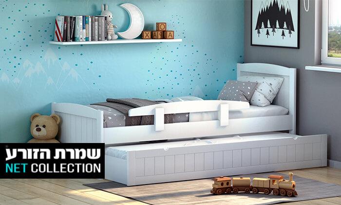 2 שמרת הזורע: מיטת ילדים נפתחת 'בזוקה'