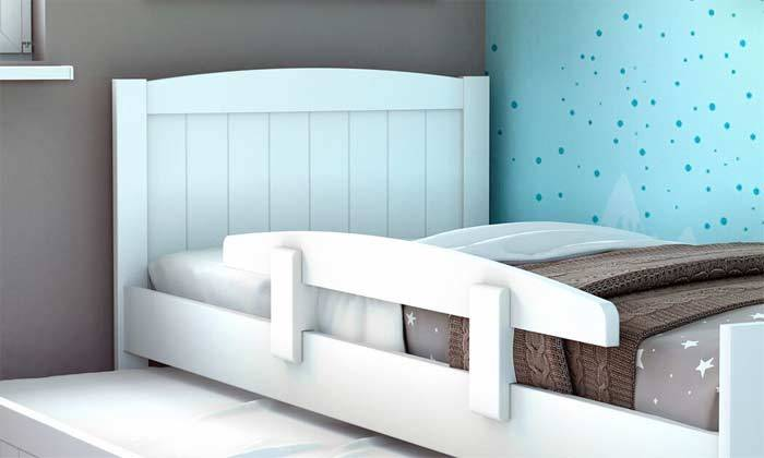 4 שמרת הזורע - מיטת ילדים דגם בזוקה