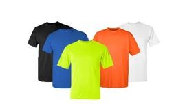 סט 5 חולצות קצרות מנדפות זיעה