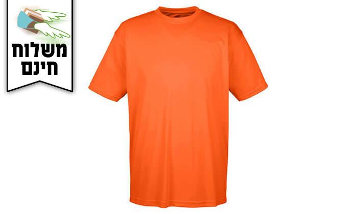 4 סט 6 חולצות מנדפות זיעה T-Gold  - משלוח חינם