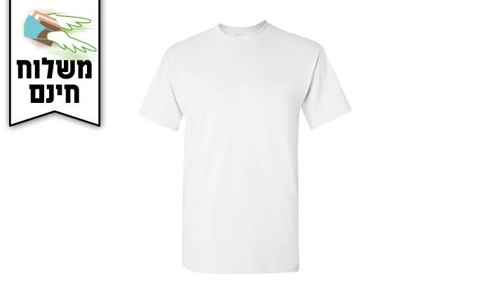 5 סט 6 חולצות מנדפות זיעה T-Gold  - משלוח חינם