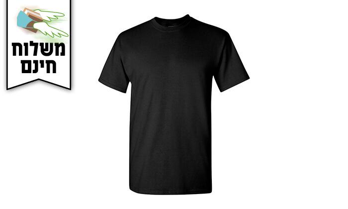 7 סט 6 חולצות מנדפות זיעה T-Gold  - משלוח חינם