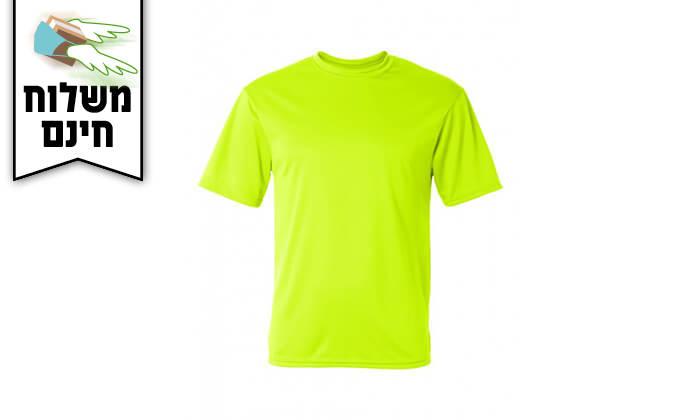 8 סט 6 חולצות מנדפות זיעה T-Gold  - משלוח חינם