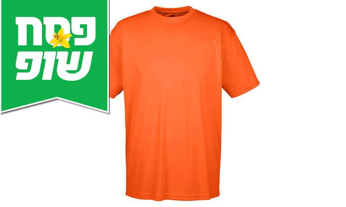 4 סט 5 חולצות מנדפות זיעה T-Gold
