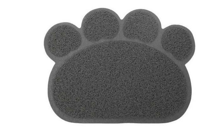 4 שטיח רגליים קטן לכלבים וחתולים