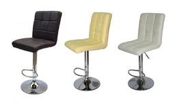2 כיסאות בר דגם משבצות CH3