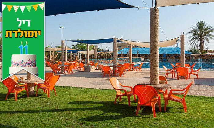 7 חוף ביאנקיני ים המלח - כרטיס כניסה