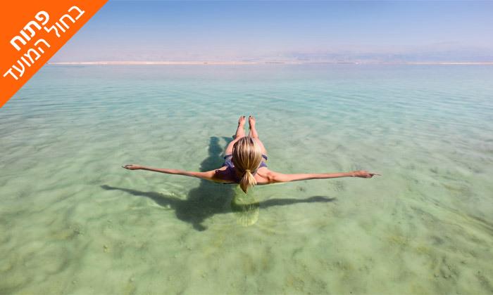 2 חוף ביאנקיני ים המלח: בריכות, בוץ ים המלח, פינות ישיבה ועוד, גם בסוכות