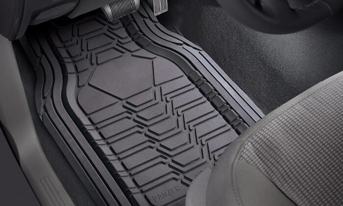 2 סט 4 שטיחונים אוניברסליים לרכב