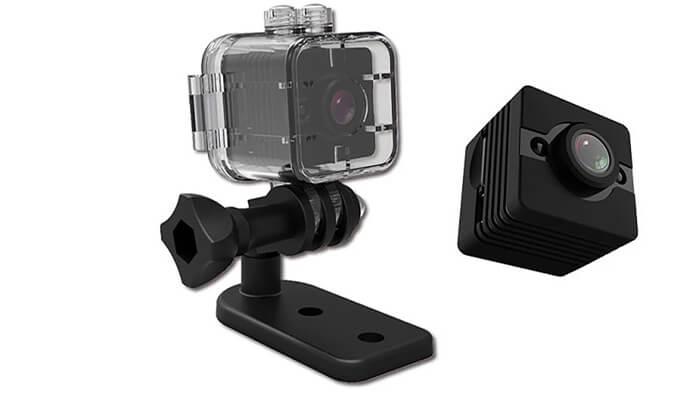 3 מצלמת וידאו אקסטרים זעירה