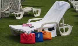 מגבת לכיסא חוף Xenon