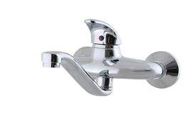 ברז סוללה לאמבטיה דגם סקרמנטו