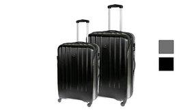 זוג מזוודות קשיחות SWISS