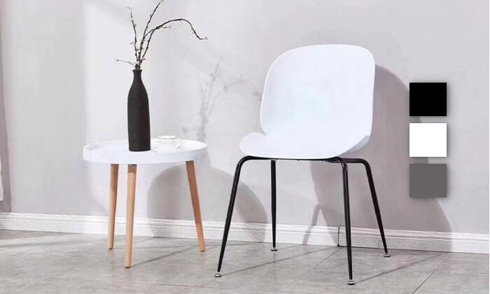 2 כיסא פינת אוכל