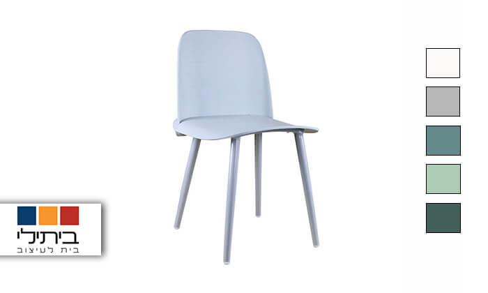 2 ביתילי: כיסא פינת אוכל דגם מאיו