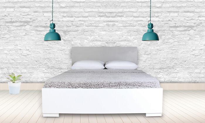 3 אולימפיה: מיטה עם מזרן קפיצים