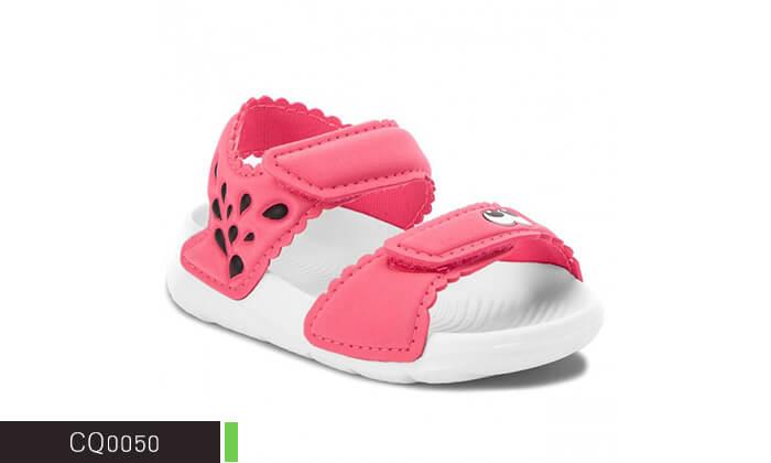 5 סנדלים לילדים אדידס adidas