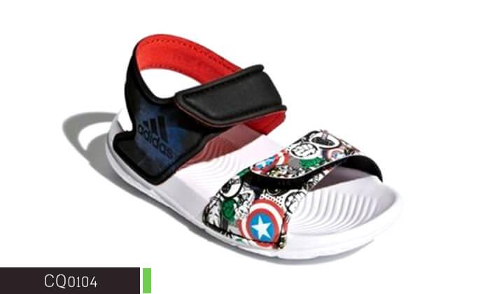 7 סנדלים לילדים אדידס adidas