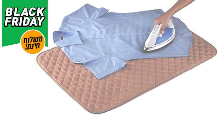 5 משטח גיהוץ IRON-M - משלוח חינם