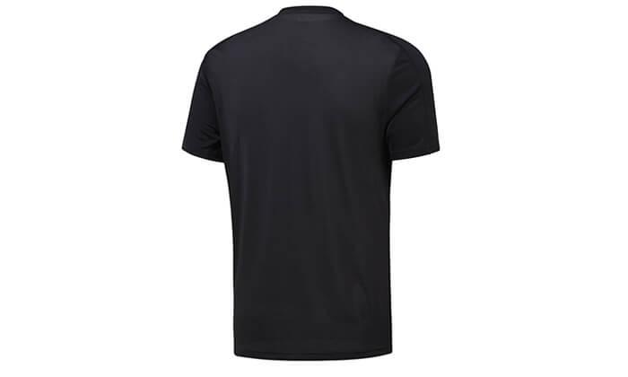 4 חולצת אימון מנדפת זיעה לגברים Reebok