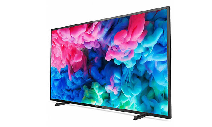 2 טלוויזיה חכמה 4K PHILIPS, מסך 65 אינץ'