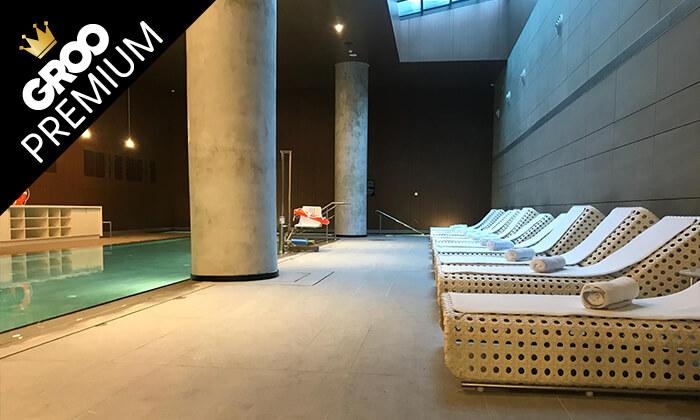 6 פינוק פרימיום: חבילת ספא עם עיסוי במלון NYX הרצליה פיתוח