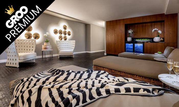 2 פינוק פרימיום: חבילת ספא עם עיסוי במלון NYX הרצליה פיתוח