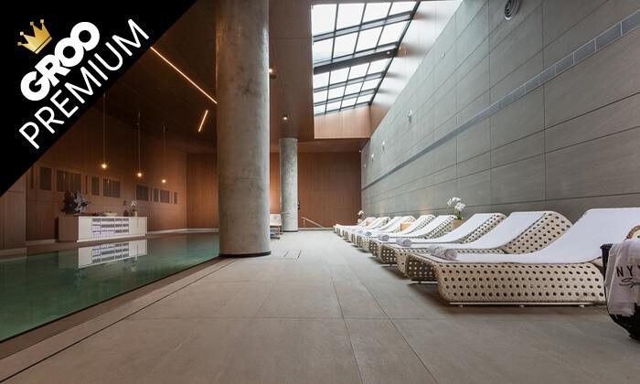 7 פינוק פרימיום: חבילת ספא עם עיסוי במלון NYX הרצליה פיתוח