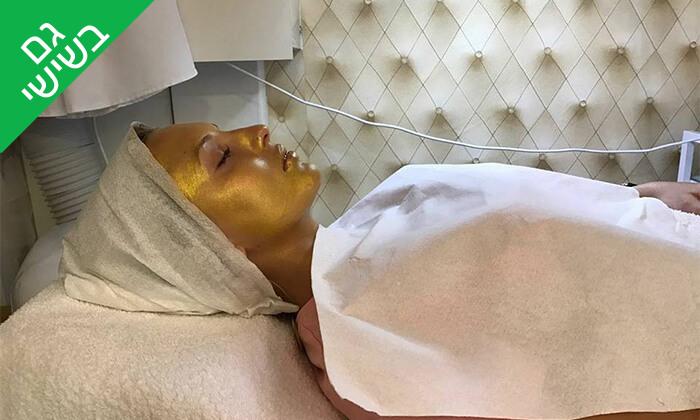 2 טיפולי פנים בביוטי דיאמונד - כיכר המדינה, תל אביב