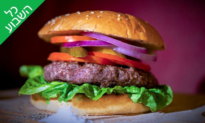 """5 ארוחה זוגית בוולפנייטס wolfnights המבורגר שף, ת""""א"""