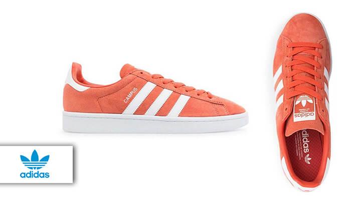 2 נעלי סניקרס לגבר adidas