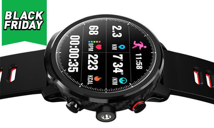 5 שעון ספורט חכם GTS19
