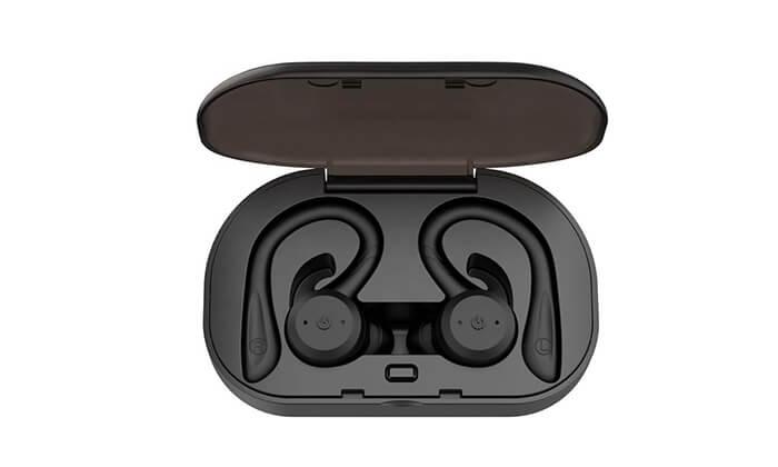 3 אוזניות ספורט אלחוטיות נטענות