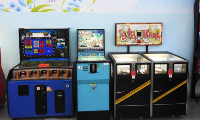 5 משחקיית קידס לנד Kids Land, מג'ד אל כרום