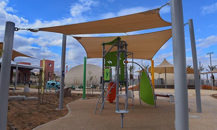 5 פארק יטבתה, כולל פעילויות לכל המשפחה
