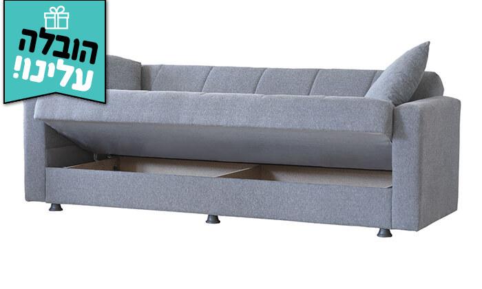 6 ספה נפתחת למיטה BRADEX - משלוח חינם!