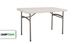 שולחן מתקפל 1.2 מטר CAMPTOWN
