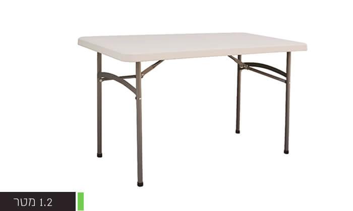 4 שולחן מתקפל קמפטאון CAMPTOWN