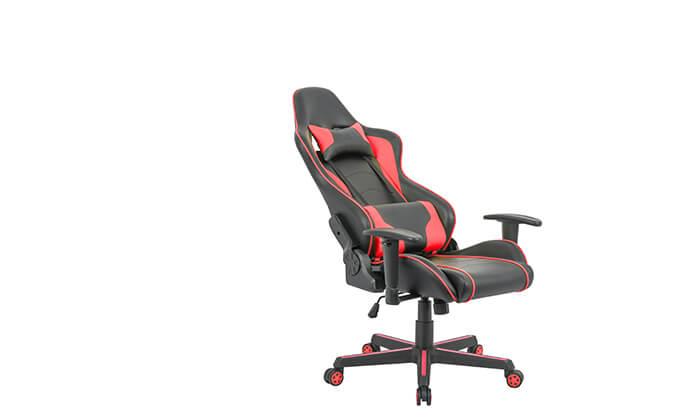 7 כיסא גיימינג ארגונומי Homax