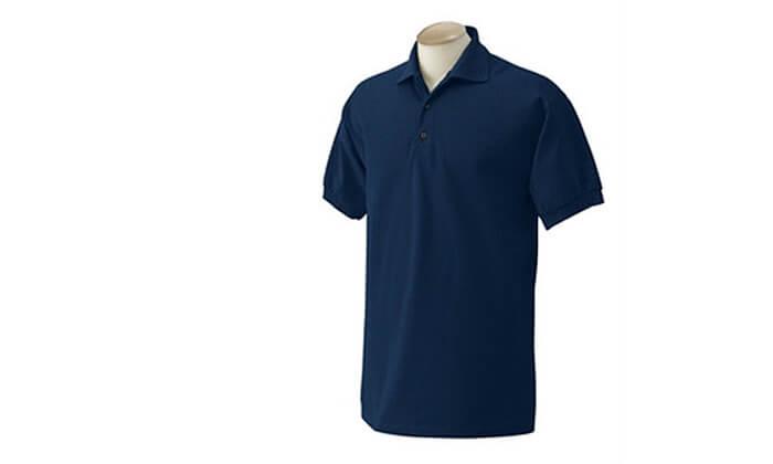 3 3 חולצות פולו מנדפות זיעהT-GOLD
