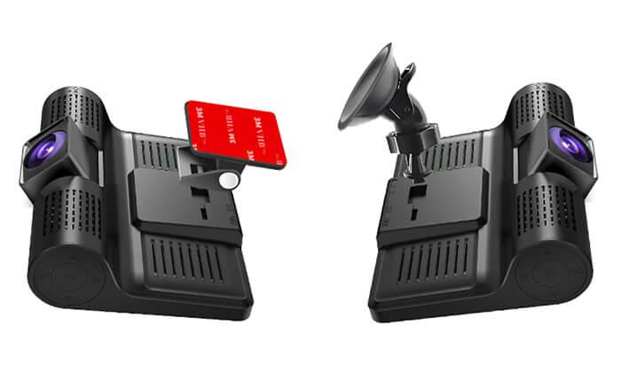 3 מצלמת דרך 3 עדשות לרכב - משלוח חינם !