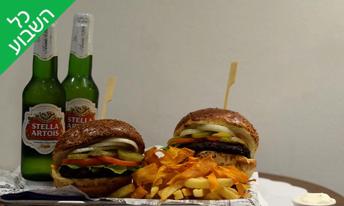 2 מסעדת בצל סגול באילת - המבורגר ובירה