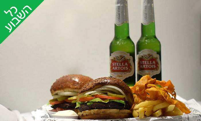 3 מסעדת בצל סגול באילת - המבורגר ובירה