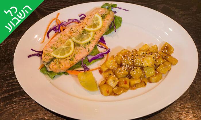 2 מסעדת בצל סגול באילת - ארוחה זוגית