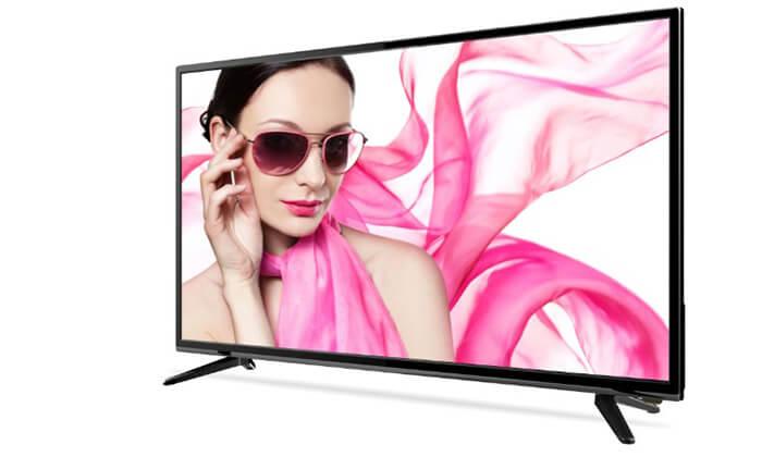 3 טלוויזיה חכמה SUZUKI Energy, מסך 50 אינץ'